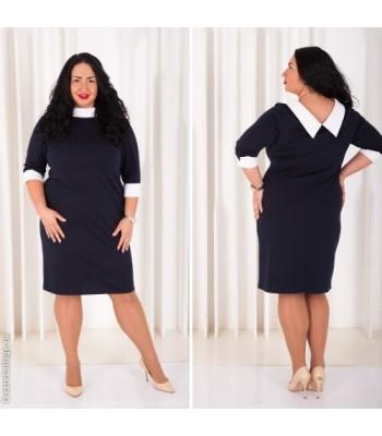 Платье офисное  арт. SP10401