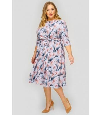 Платье с пышной юбкой арт.SP812716